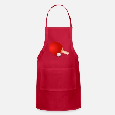 Ping Pong Ball ping pong - Adjustable Apron