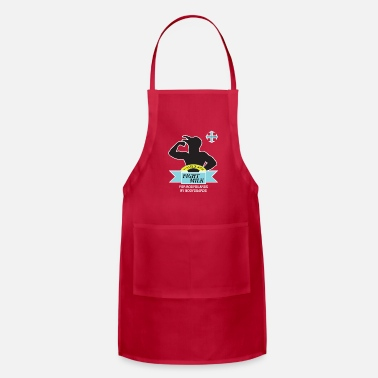 fight milk - Apron