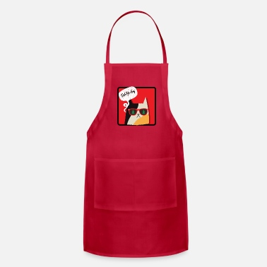 Bah Humbug! For the Grinch in You! - Adjustable Apron