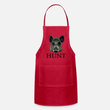 Hog Hog Hunt - Adjustable Apron