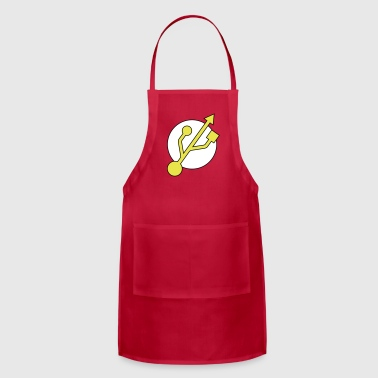 The memory Flash - Adjustable Apron