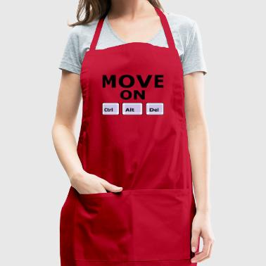 MOVE ON - Adjustable Apron