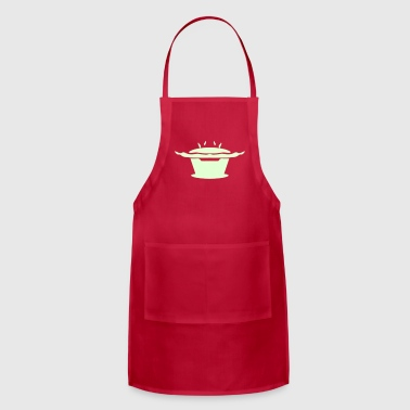 Korean BBQ - Adjustable Apron