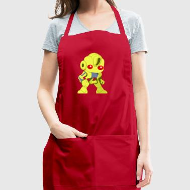 Ex17 Moringa - Adjustable Apron