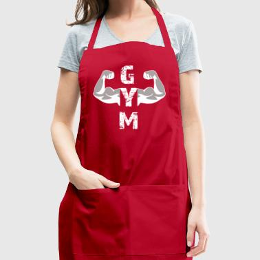 GMY,Weight training, bodybuilding, fitness, - Adjustable Apron