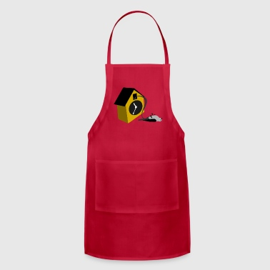 clock - Adjustable Apron