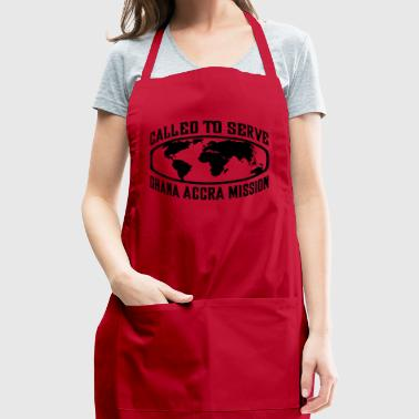 Ghana Accra West Mission - LDS Mission CTSW - Adjustable Apron