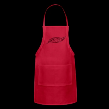 Pen / Feather / Gift / Present - Adjustable Apron