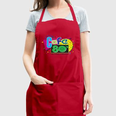 Cafe 80s - Adjustable Apron