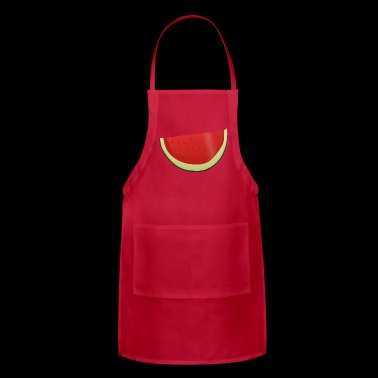 water melon wassermelone veggie fruits11 - Adjustable Apron