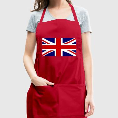 union jack - Adjustable Apron