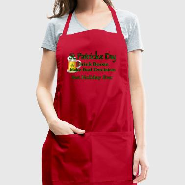 St.Patricks Day 1 - Adjustable Apron