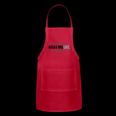 Krav Maga Girl, Krav Magirl - Adjustable Apron