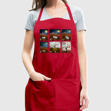 Angry Tomato Growth - Adjustable Apron