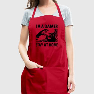 I M A GAMER - Adjustable Apron