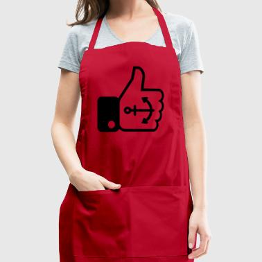 Tatoos - Adjustable Apron