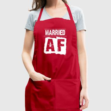 MARRIED AF - Adjustable Apron