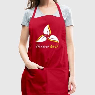 Three Leaf - Adjustable Apron
