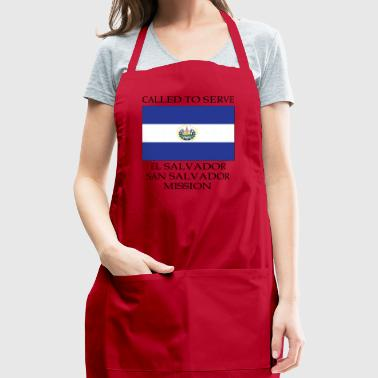 El Salvador San Salvador Mission LDS Mission - Adjustable Apron