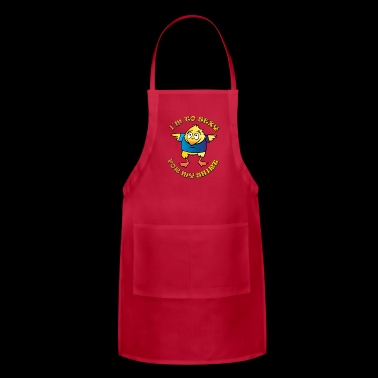 to Sexy - Adjustable Apron