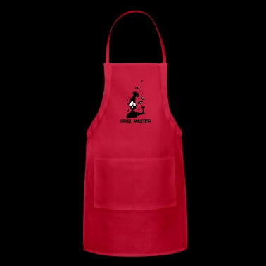 Barbecue Grill Master - Adjustable Apron