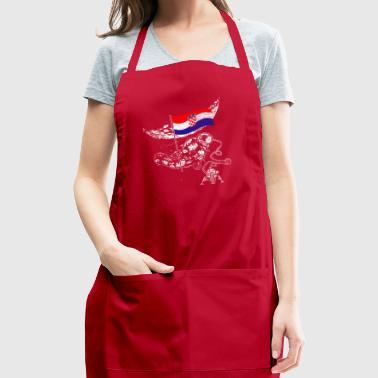 Croatia - Adjustable Apron