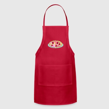 pizza pizzeria food essen restaurant44 - Adjustable Apron