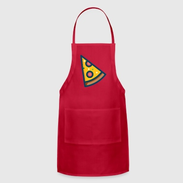 pizza pizzeria pasta italia italien - Adjustable Apron