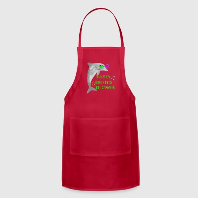 Party Like It's the '80's - Adjustable Apron