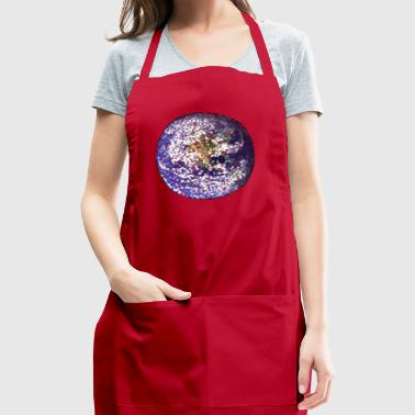 leaves earth - Adjustable Apron