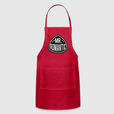 MR ROMANTIC - Adjustable Apron