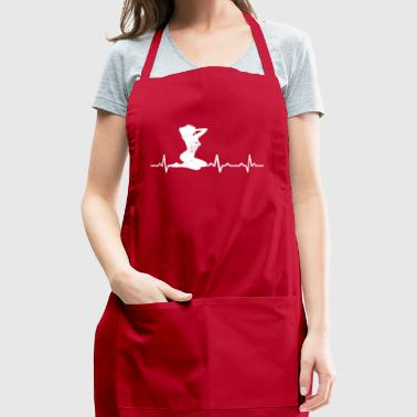 Sexy Ladies Heartbeats Gift - Adjustable Apron