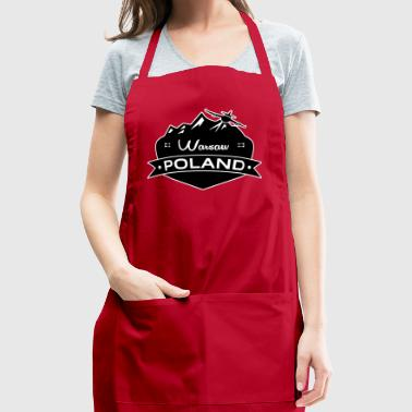 Warsaw Poland - Adjustable Apron