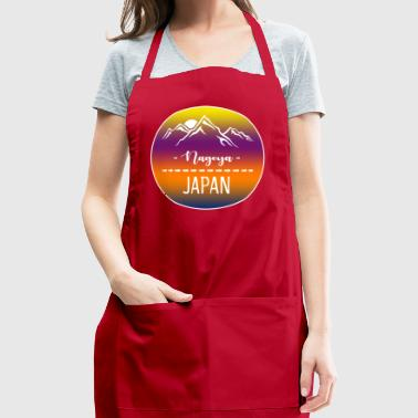 Nagoya Japan - Adjustable Apron