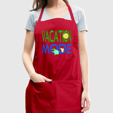 Vacation Mode - Adjustable Apron