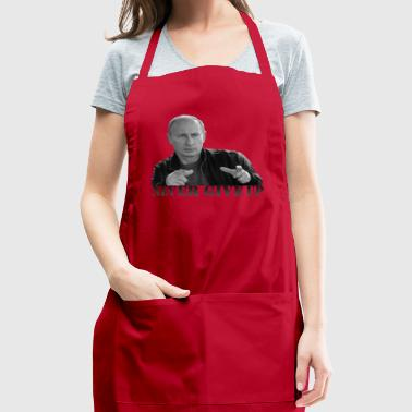Putin - Adjustable Apron