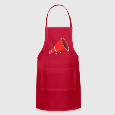 speaker - Adjustable Apron