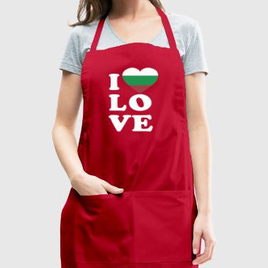 I love Bulgaria - Adjustable Apron
