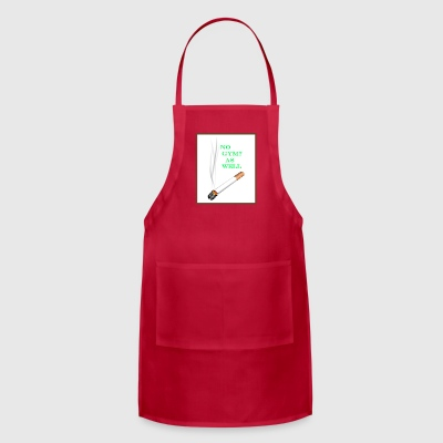 No Gym Is As Good As Smorking - Adjustable Apron