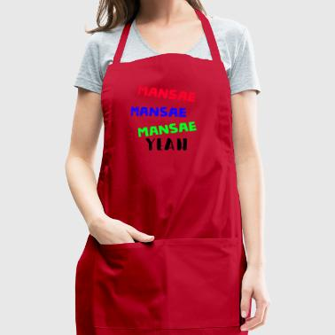 mansae - Adjustable Apron