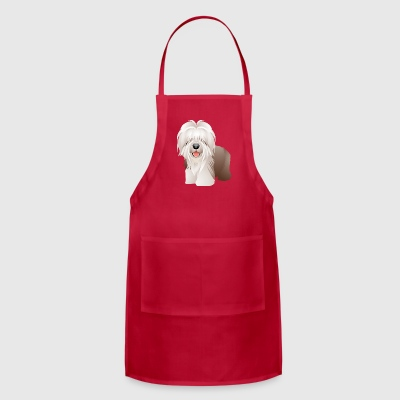 Cute and sweet puppy 28 - Adjustable Apron