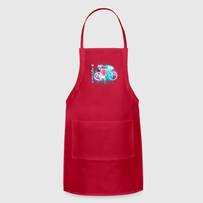 bicycle tee shirt - Adjustable Apron