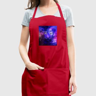 glowing leopard - Adjustable Apron