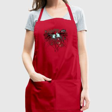 Road Trip to Rock City - Adjustable Apron