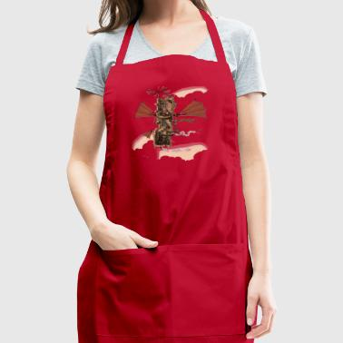 Da Vinci s Secret Mobile Base - Adjustable Apron