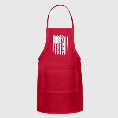 DADDY FLAG - Adjustable Apron