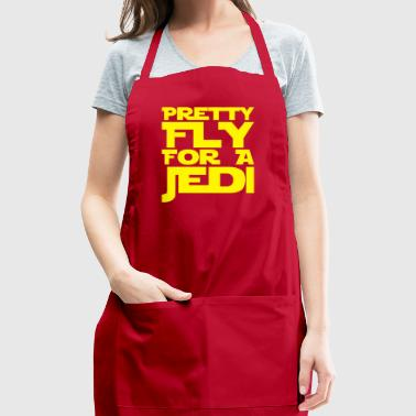 Pretty Fly For A Jedi - Adjustable Apron