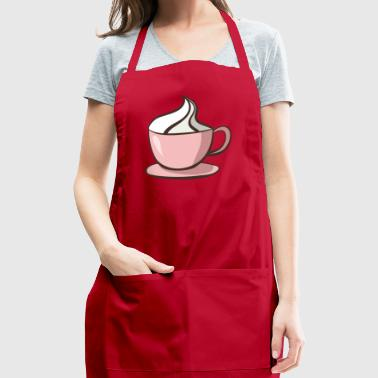 coffee cup 9 - Adjustable Apron