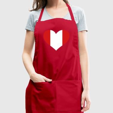 A Heart For Peru - Adjustable Apron