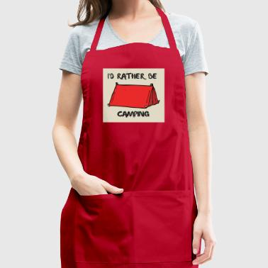 Camping Range - Adjustable Apron